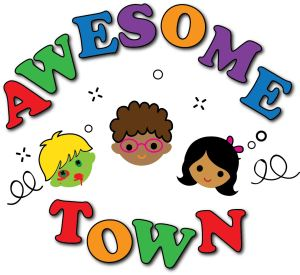 AwesomeTownLogo